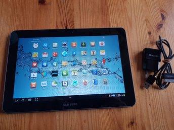 Samsung P7500 Galaxy Tab 10 1 3G (340450564) ᐈ Köp på Tradera