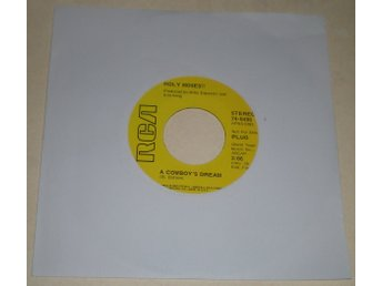 Holy Moses 45a A cowboy´s dream US 1971 VG++ Promo