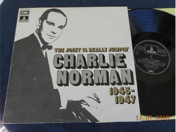 CHARLIE NORMAN 1945-1947 the joint is really jumpin', Odeon LP 1982