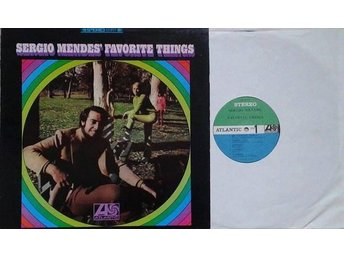 Sergio Mendes  titel*  Sergio Mendes' Favorite Things*Latin Jazz