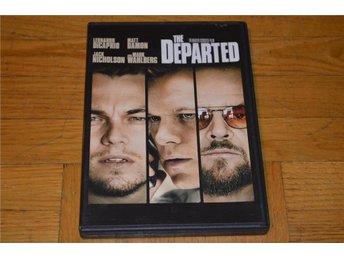 The Departed ( Leonardo DiCaprio Jack Nicholson ) DVD - Töre - The Departed ( Leonardo DiCaprio Jack Nicholson ) DVD - Töre