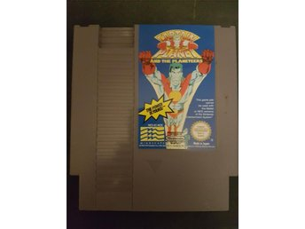 Captain Planet - NES - USA
