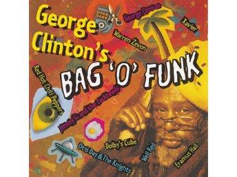 Various - George Clinton's Bag 'O' Funk (1997) CD, Disky DC 880902, Rare, P-Funk - Ekerö - Various - George Clinton's Bag 'O' Funk (1997) CD, Disky DC 880902, Rare, P-Funk - Ekerö