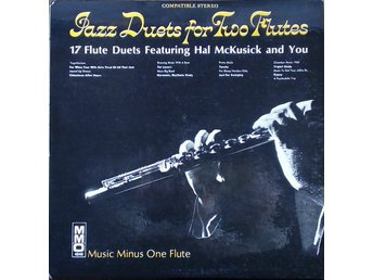 LP Jazz Duets for two flutes