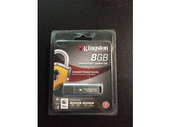 Kingston DataTraveler Locker G2 8GB med lösenordsskyddad och hårdvarukryptering - Bandhagen - Kingston DataTraveler Locker G2 8GB med lösenordsskyddad och hårdvarukryptering - Bandhagen