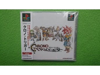 Chrono Trigger NTSC-J Playstation ps1