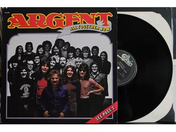Argent – All Together Now – LP - Norrahammar - Argent – All Together Now – LP - Norrahammar