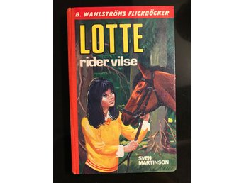 Sven Martinson -  Lotte rider vilse