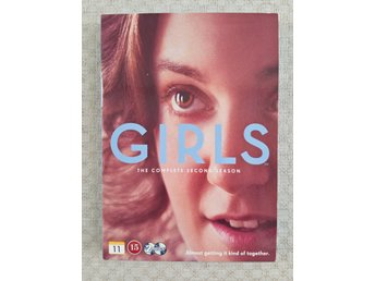 Girls - Säsong 2 - DVD
