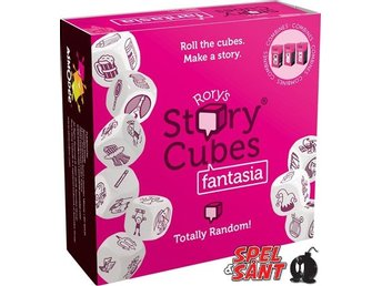 Story Cubes Fantasia (Nordisk Version)