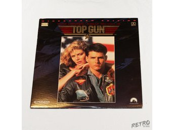 Top Gun - Widescreen Edition - Laserdisc [US NTSC]