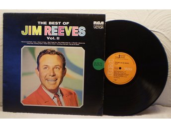 JIM REEVES - THE BEST OF JIM REEVES VOL II