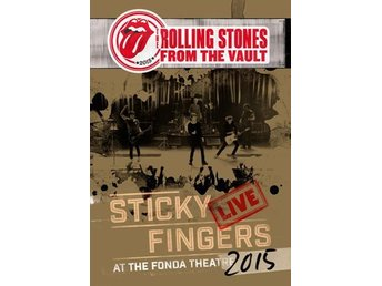 Rolling Stones: Sticky fingers Live 2015 (DVD)