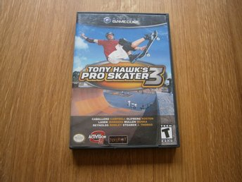 Tony Hawk's Pro Skater 3 - GAMECUBE - USA