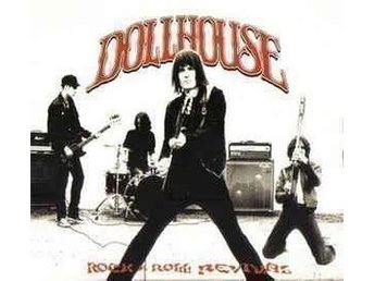 "Dollhouse 3e, LP 12""  (Hellacopters, Jimi Hendrix, The Stooges, The Mc5, 70's )"