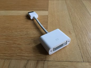 Apple HDMI-till-DVI-adapter