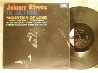 JOHNNY RIVERS - IN ACTION!