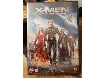 X-men. 3-film Collection. Ny