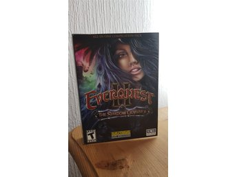Everquest II The Shadow Odyssey (Collectible Figurine Edition) Oanvänd MMORPG