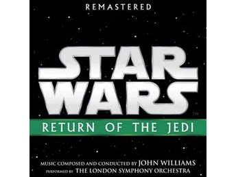 Soundtrack: Star Wars/Return of the Jedi (Rem) (CD)