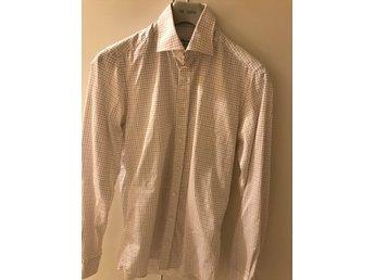 Stenströms skjorta i fint skick - storlek 38 (336782523) ᐈ Köp på ... b79476903794b