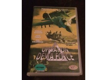 Operation delta force + Operation delta force 3 (VHS)