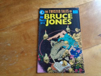 The Twisted Tales Of Bruce Jones No 2-1986