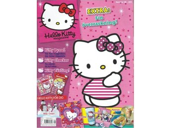 HELLO KITTY MAGAZINE   NR 8 2011