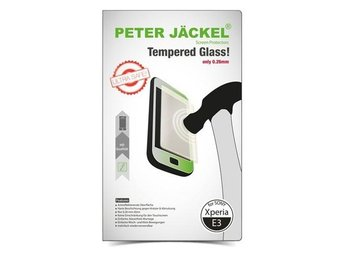 Tempered Glass for Sony Xperia E3 PETER JÄCKEL HD ON1945