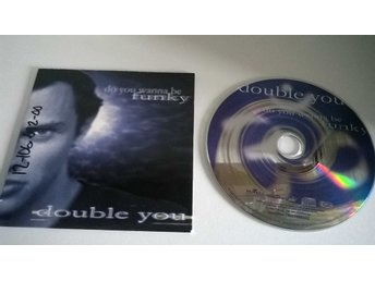 Double You - Do you wanna be funky, single CD
