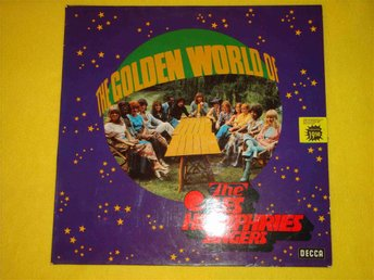 LES HUMPHRIES SINGERS THE GOLDEN WORLD OF THE  1974 LP
