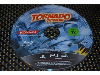 Tornado Outbreak Playstation 3 PS3