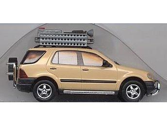 Busch 48507 - Mercedes M-Klasse H0-skala - Ord.pris 138:- - Munka-ljungby - Busch 48507 - Mercedes M-Klasse H0-skala - Ord.pris 138:- - Munka-ljungby