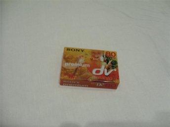 Sony Premium Mini DV Band 80/120 Minuter - överkalix - Sony Premium Mini DV Band 80/120 Minuter - överkalix