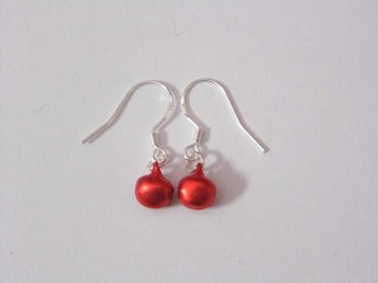 Bjällerklang örhängen / Jingle bell earrings