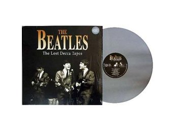 Beatles: The lost Decca tapes (Grå) (Vinyl LP) - Nossebro - Beatles: The lost Decca tapes (Grå) (Vinyl LP) - Nossebro