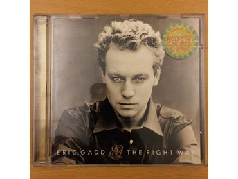 Eric Gadd - The right Way CD 1997
