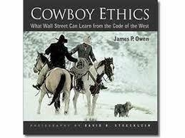 Cowboys Ethics bok