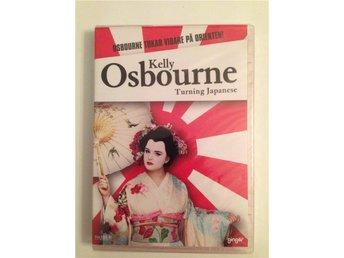 KELLY OSBOURNE - TURNING JAPANESE .DOKUMENTÄR. INPLASTAD. - Alnö - KELLY OSBOURNE - TURNING JAPANESE .DOKUMENTÄR. INPLASTAD. - Alnö