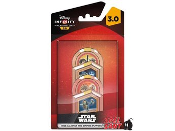 Disney Infinity 3.0 Star Wars Rise Against the Empire Power Disc (4-Pack)