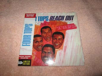 FOUR TOPS REACH OUT I`LL BE THERE