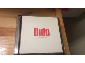 Dido - Don't Leave Home, Promo, CD, single