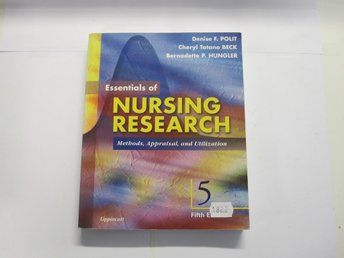 Polit / Beck / Hungler - Essentials of Nursing research