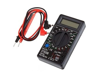 Multimeter DT830B 2-pack