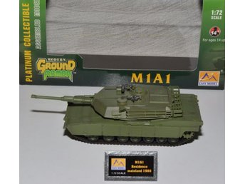 Abrams Main Battle Tank M1A1.......... Stridsvagn