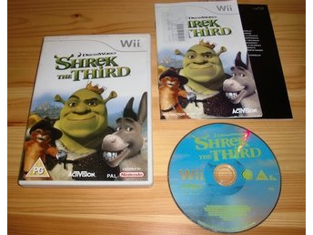 Wii: Shrek the Third