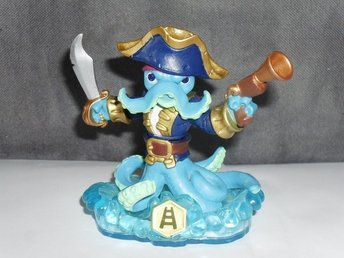 Skylanders Swap force UPPGRADERAD figur Wash buckler