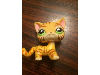 Littlest pet shop figur shorthair rare lps petshop