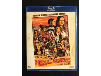 Hell Ride - Blu-ray disc