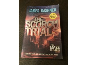 James Dasher Mazerunner THE SCORCH TRIALS nr:2